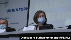 Ольга Скрипник, глава «Крымской правозащитной группы»