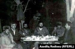 Şahmərdan Cəfərov - 1992. Müdafiə komitəsi Novruz bayramını qeyd edir