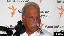 Экс-министр печати и информации, экс-депутат Сирус Тебризли