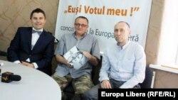 Sergiu Beznițchi, Vasile Botnaru și Igor Guzun