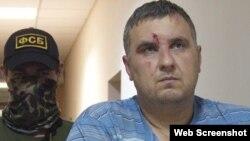 Евгений Панов – задержанный в Крыму якобы украинский диверсант