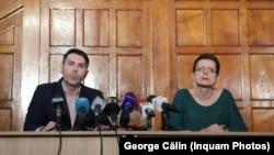 Gheorghe Stan si Adina Florea, Secția Specială