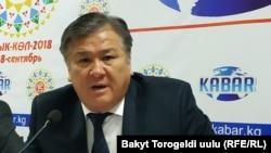 Гуламжан Абдраев.