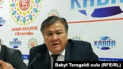 Гуламжан Анарбаев.