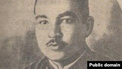 M.Hüseynzadə Tiflis Hərbi Məktəbində oxuyarkən. 1941