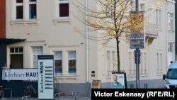 Casa în care s-a născut Ernst Ludwig Kirchner la Aschaffenburg
