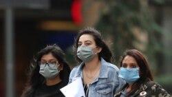 Երևանցիները հիմնականում պահպանում են դիմակ ու ձեռնոց կրելու պահանջը