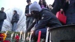 Гиромидошти ёди қурбониёни тирандозӣ дар Амрико дар Душанбе