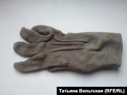 Перчатка. Освенцим. Петербургский музей Холокоста