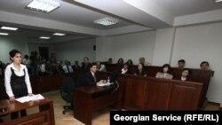 ნაფიც მსაჯულთა მოდელირებული სასამართლო პროცესი