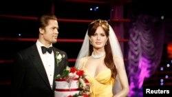 Brad Pitt və Angelina Jolie