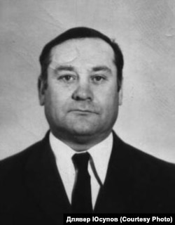 Длявер Юсупов (фотография 1990-ых)