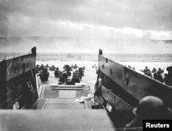 بامداد ششم ژوئن ۱۹۴۴