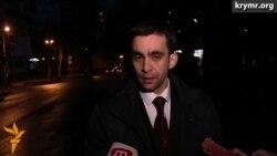 Наталья Кокорина вышла из здания ФСБ