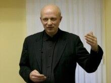 Belarus-The political prisoner Alyaksandar Kazulin,28Feb2008