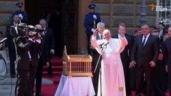 Papa Franjo: Mir vama