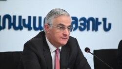 Մոսկովյան բանակցությունների օրակարգը ապաշրջափակումն է. փոխվարչապետ