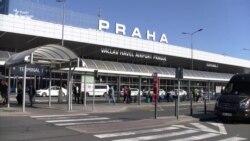 Українці вперше прилетіли до Праги за «безвізом»