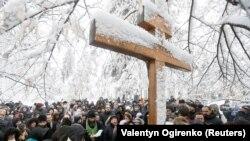 Ukraynada dini mərasim, 14 dekabr, 2018-ci il