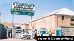 Iran. Bajgiran border cross center between Turkmenistan and Iran. Photo was taken from seeiran.ir website.