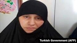 اسما فوزی محمد القبیسی که از وی به عنوان «همسر اول» ابوبکر البغدادی، رهبر کشتهشده داعش یاد میشود
