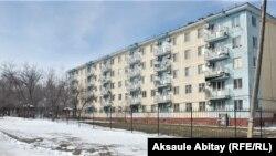 Новый дом, построенный для сотрудников компании «Еврохим».