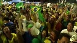 Одобрен импичмент против президента Бразилии