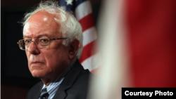 برنی سندرز، نامزد یهودیتبار کارزار انتخابات ریاست جمهوری آمریکا
