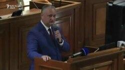 O săptămână politică agitată la Chișinău: de la guvernul Filip la guvernul Sandu