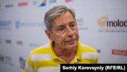 Генеральний директор Київського міжнародного кінофестивалю «Молодість» Андрій Халпахчі