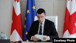 Премьер-министр Георгий Гахария