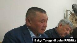 Кеңешбек Дүйшөбаев