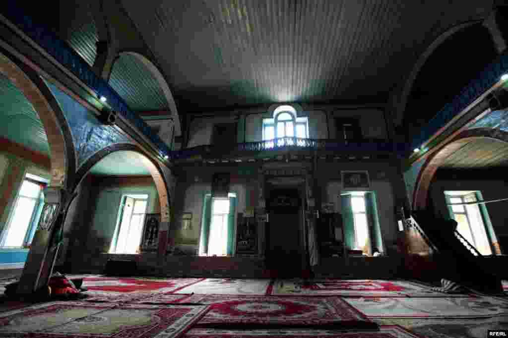 Qubanın Nüqədi kəndinin qədim məscidi #6