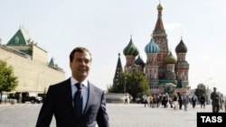 Dmitry Medvedev has less than a week to track down U.S. dissidents.