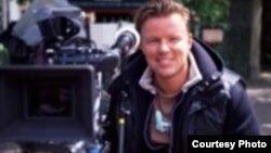 آلکس جوی، کارگردان و فیلمساز بریتانیایی که در تدارک ساخت فیلم کوروش است.