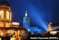 Численні відвідувачі: німці і гості на Різдвяному ярмарку