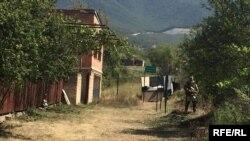 Т.н. бордеризация в Гугутианткари началась 7 августа, накануне 11-й годовщины августовской войны