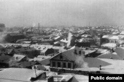 Менск у часе нямецкай акупацыі