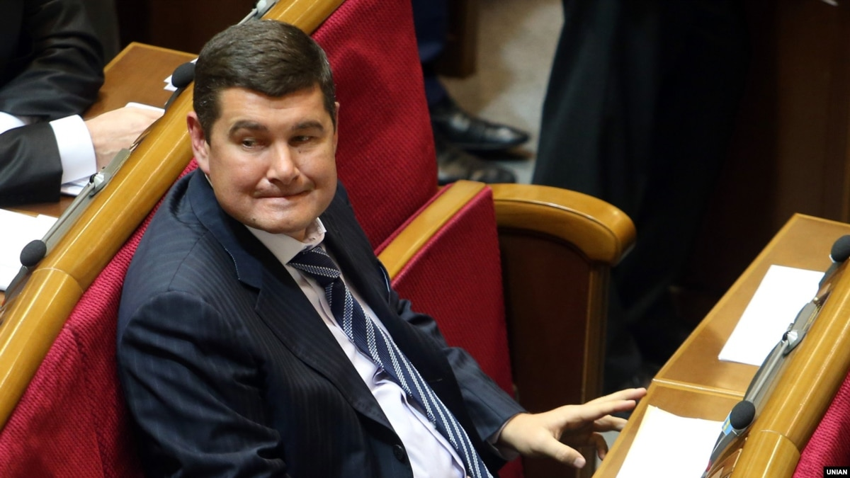 Ексдепутата Онищенко в декабре могут экстрадировать в Украину – директор НАБУ