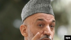 Afghan President Hamid Karzai: Direct appeal