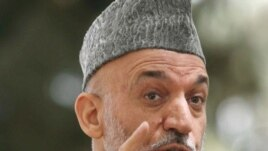 Most sides agree that President Karzai's current term ends on May 21 under the constitution.