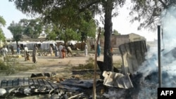The casualty toll announced by the ICRC on January 18 was higher than initial reports after the air strike on a refugee camp in NIgeria