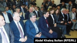 جانب من اجتماعات دهوك لممثلي الاحزاب الكردية في سوريا