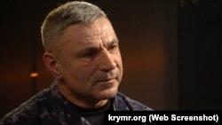 Ігор Воронченко в студії Радіо Свобода