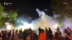 Protestat në afërsi të Shtëpisë së Bardhë