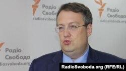 Антон Геращенко, народний депутат, член колегії МВС України