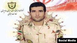 بهروز هراتی مقدم، مرزبان ایرانی که در منطقه مرزی سیرکان سیستان و بلوچستان کشته شد