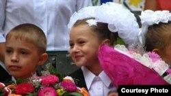 Татарстанда беренче сыйныфка баручы балалар