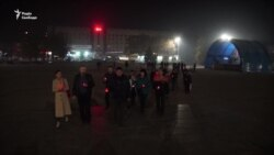 Акція пам'яті Катерини Гандзюк у Слов'янську – відео