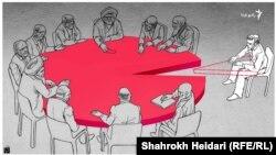 فرداکاتور، سهم اقلیت ها در ایران، طرح از شاهرخ حیدری